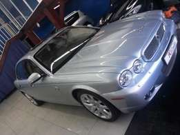 2008 Jaguar XJ Sovereign V8 (silver) A/T