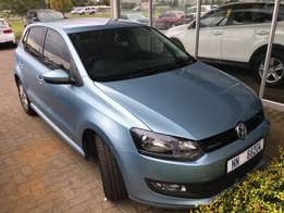 2014 polo 1.2 Tdi bluemotion