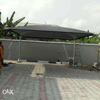 For all kinds of carport shade installation