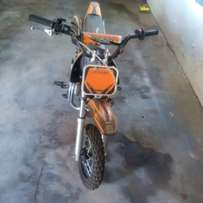 big boy 100cc pitbike