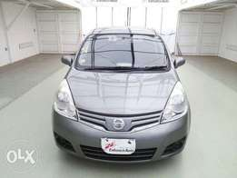 For sale! Clean Nissan Note 2010 model. KCP