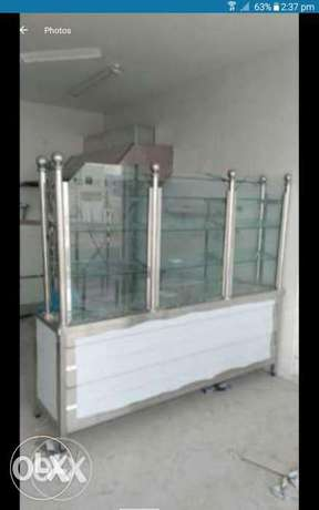 Juice counter making stainless steel all size