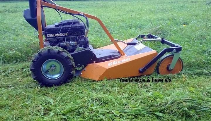 As Motor As63 2-taktmotor