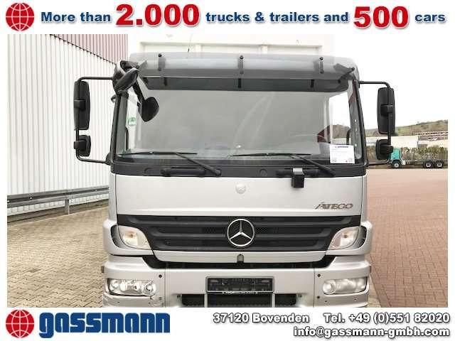 Mercedes-Benz Atego 2029 L 6x2 Orten Getränkewagen Mit Lbw - 2009