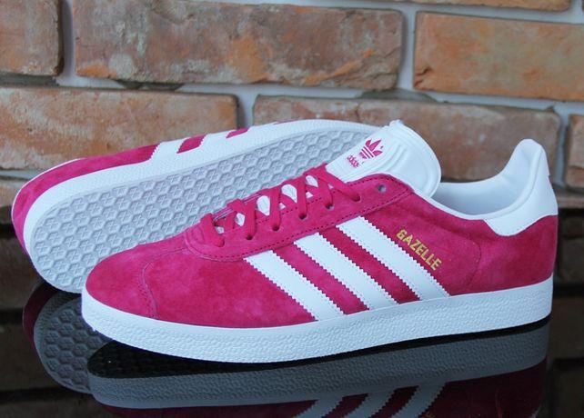 Nowe Adidas Gazelle różowe 36 23 buty damskie BoSkiE Wiosna
