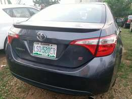 2014 Toyota Corolla S(6 months registered)