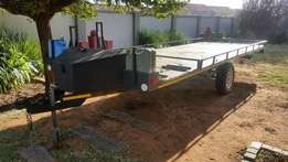 Trailer for sale.