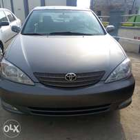 Extremely clean and fresh Toyota Camry (tokubo Lagos clear)