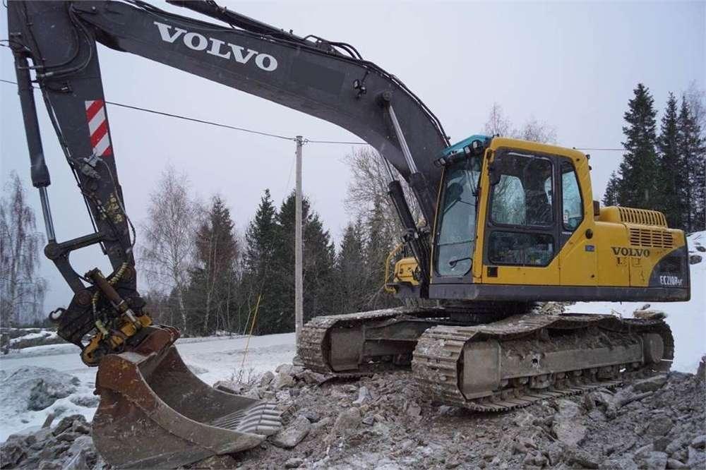 Volvo Ec210 Blc - 2004