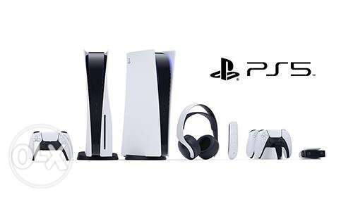 Sony PlayStation 5 Available Offers:
