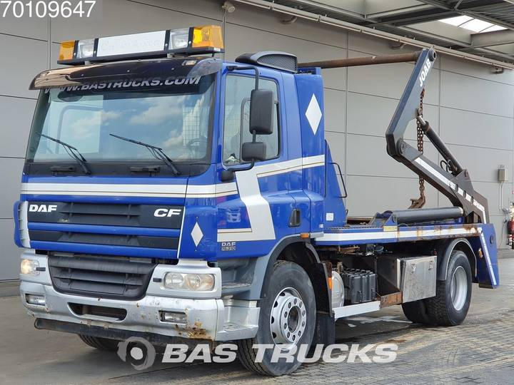 DAF CF75.310 4X2 Manual Steelsuspension Euro 3 - 2003