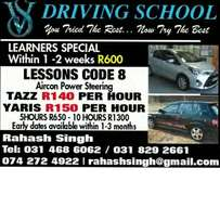 Learners and license