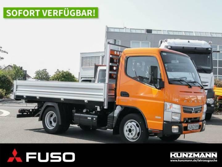 Fuso Canter 3S15 AMT Kipper Radio CD Bluetooth SpurA - 2017