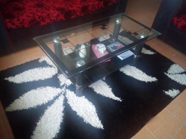 Glass coffee table Donholm - image 2