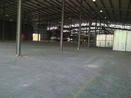 3559m2 secure warehouse to let in Alrode