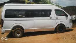 Nigeria used Innoson bus