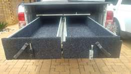 Outback drawer system