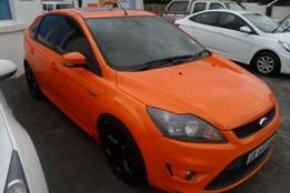 2010 Ford Focus 2.5 ST 5Dr