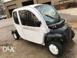 GEM inclosed Golf Cart (4 seats) 2008 YAMAHA