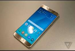 Neat Samsung Note 5