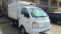 2011 Hyundai H100 2.5 Tci with Refrigeration