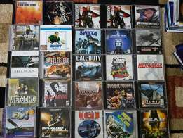 +/- 50 PC Games for sale make an offer to take everything!
