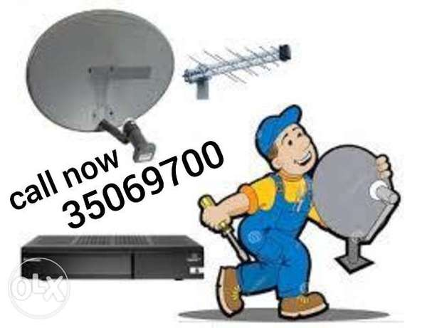 all satellite dish fixing and cctv camera for sele and installations