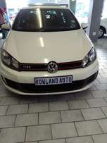 2011 Golf 6 gti 2.0 for sale R220 000