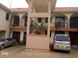 Double room house for rent at Najjera two