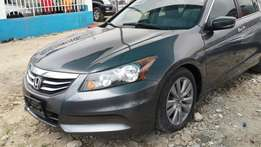 2012 Honda Accord toks with low mileage