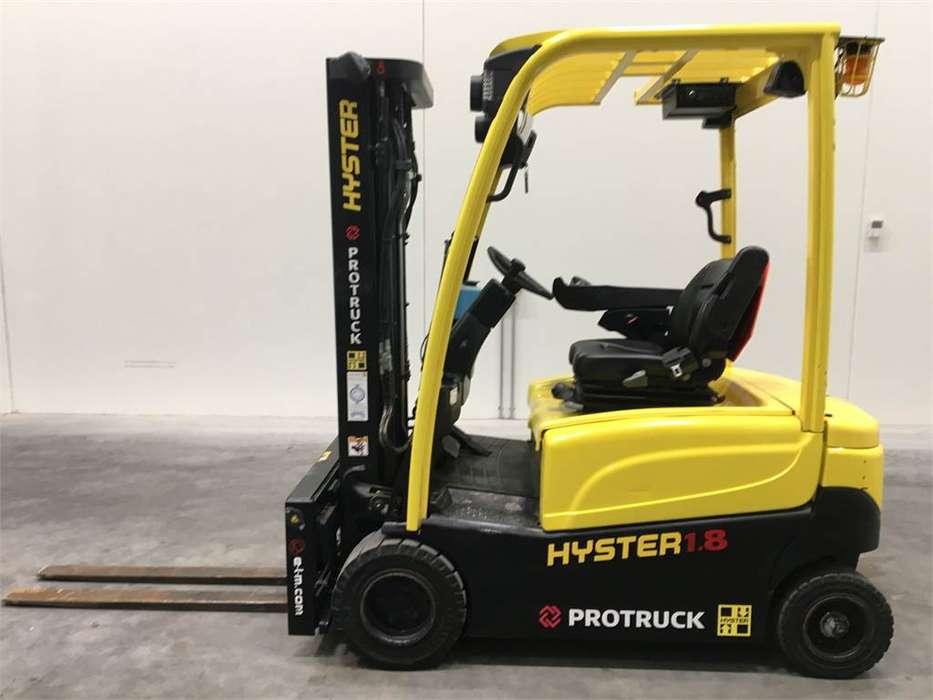 Hyster J1.8xn - 2013