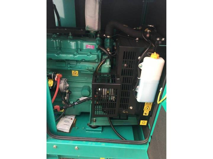Cummins C33 D5 - 33 kVA Generator - DPX-18503 - 2019 - image 7