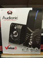 new audionic 2.1ch speakers