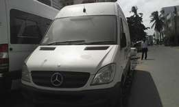 Mercedes Benz Sprinter 2150 cc