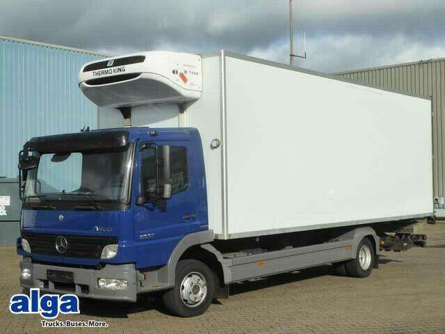 Mercedes-Benz 1222 L/nr Atego, 7.300mm Lang, Lbw, Thermo King - 2010