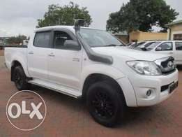 2010 Toyota hilux D4D for sale in good condition