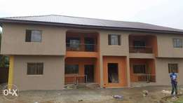2 bedroom flat Flat for rent at Ibafo - Lagos