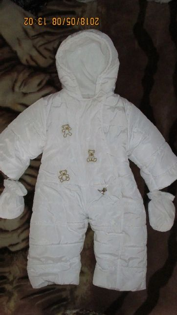 5383a164f616 Зимний комбинезон конверт Модный карапуз PolyTex новорожденному: 1 ...