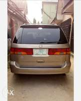 Clean and Sound Honda Odyssey 2004 for urgent sale