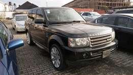 Smooth Driving Reg 2007 Range Rover Sport HSE In Excellent Condition.