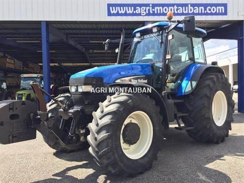 New Holland Tm 155 - 2000