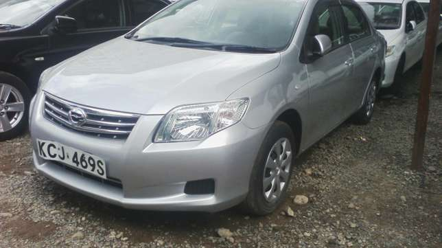 Toyota Axio, Year 2009. Price ksh 1,200,000. Parklands - image 2