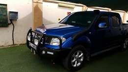 Nissan Navara manual diesel..Year 2010