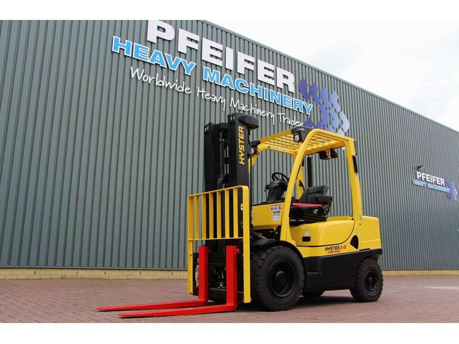 Hyster H3.0FT - 2018
