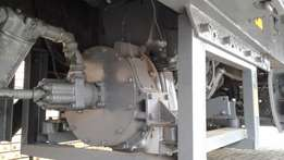 Deutz 3 cylinder air cooled engine with hydraulic pump (power pack)
