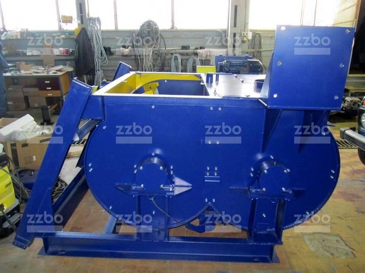 ZZBO Twin-shaft Mixer Bp-2g-750 / Бетоносмеситель - 2019