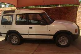 Discovery for sale 1999 v8 exelnt 4x4 efi or swap for what you have
