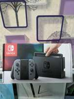 Nintendo Switch with Gray Joy-Con (Brand NEW)