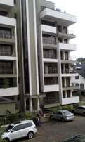 Elegance and modern three bedroom apartment with staff quarter to let