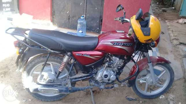Almost new and in neat condition boxer Bm150 Bamburi - image 1